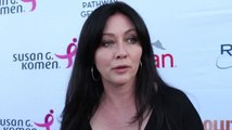 Shannen Doherty Discusses 'Uncomfortably' Watching Tori Spelling's Reality TV Show