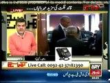 Live Khara Sach With Mubashir Lucman - 27th January 2015 On Ary News