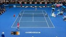 Tomas Berdych vs Rafael Nadal ~ Highlights ~ Australian Open 2015 QF