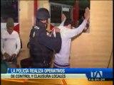 Autoridades realizan operativos de control y clausuran locales en Riobamba