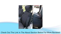 Leader Accessories Custom Seat Covers 2011-2014 Jeep Wrangler JK 2 Door Full Set Solid Black Review