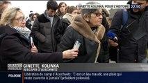 Grand Angle: Ginette Kolinka, un témoignage pour l'histoire - 27/01