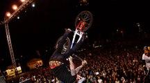 BMX - Les riders enflamment la Spine Ramp du Fise
