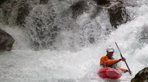 Pyrénées Buddies Race 2012 - Kayak