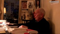 Rencontre Philippe Sollers  pour le magazine TRANSFUGE