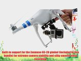 DJI P2 H3-2D Phantom 2 Quadcopter with Zenmuse H3-2D Gimbal for GoPro (White)