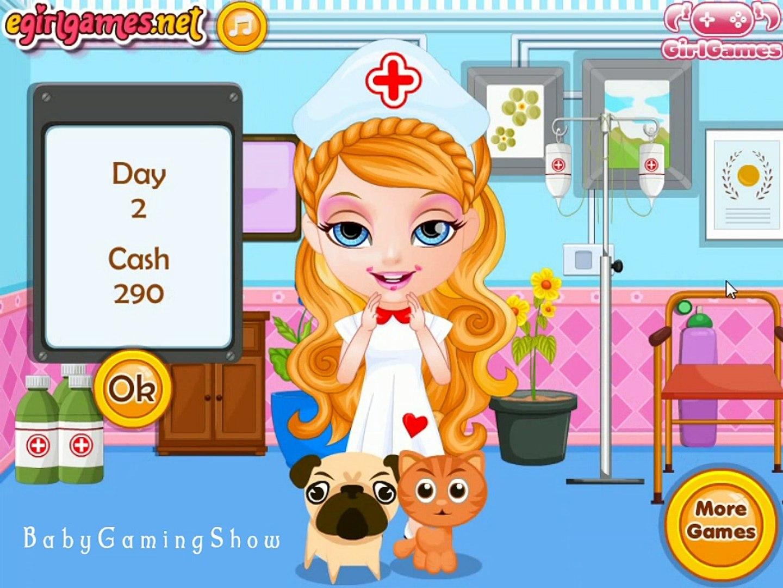 Baby Barbie Games - Baby Barbie Pet Hospital