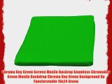 Chroma Key Green Screen Muslin Backrop Seamless Chromakey Green Muslin Backdrop Chroma Key