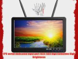 FEELWORLD 10 Inch HD FPV Monitor For FPV System / 1024x600 Pixels