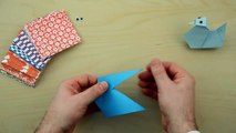 How to Make Origami Butterfly | Origami Paper | Origami