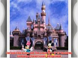 Cartoon Characters And The Castle 10' x 10' CP Backdrop Computer Printed Scenic Background