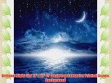 Brilliant Night Sky 10' x 10' CP Backdrop Computer Printed Scenic Background