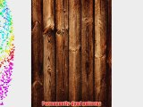 Photography Weathered Faux Wood Floor Drop Background Mat CF1668 Rubber Backing 4'x8' High