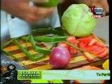 Chicken Jalfrezi - Chef Bashir Khan in Flame On Hai