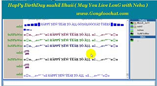 Gongloo Chat RooMs HappY Birhday new_mpeg4