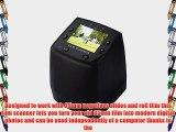 Ckeyin 2.4 35mm Negative Photo Film Slide VIEWER Scanner USB Digital Color Photo Copier / Digital