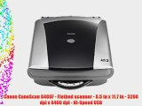 Canon CanoScan 8400F - Flatbed scanner - 8.5 in x 11.7 in - 3200 dpi x 6400 dpi - Hi-Speed