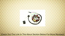 8 Coil Magneto Stator GY6 50cc Scooter Moped Alternator 8 pole 50 cc Ice Taotao Review