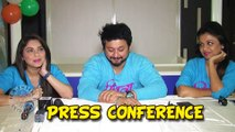 Mitwaa – Press Conference At Korum Mall – Sonalee Kulkarni, Swapnil Joshi, Prarthana Behere