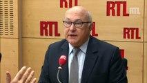 """Michel Sapin : """"Il faut continuer à combattre le chômage"""""""