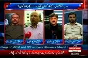 EXPRESS Takrar Imran Khan with MQM Asif Husnain (27 jan 2015)