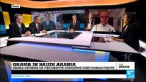 Obama in Saudi Arabia: Oil diplomacy triumphs in face of human rights abuses (part 1)