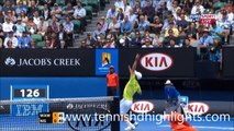 Stanislas Wawrinka vs Kei Nishikori Highlights HD 14 Australian Open 2015