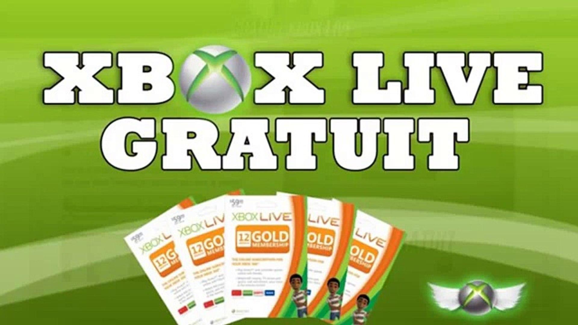 XBOX LIVE GENERATOR - HACK FREE GENERATOR XBOX -  2015 JANVIER