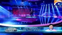 Pakistan Idol 2013-14 - Episode 21 - 05 Gala Round Top 12 (Asad Raza Sonu)