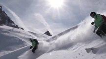 Gagnez un voyage à Chamonix et skier avec Aurélien Ducroz