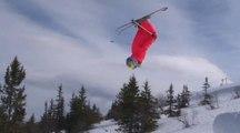 Avec  Kelly Sildaru, le ski freestyle tient sa relève