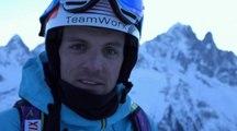 FWT Chamonix 2013 : Une journée avec Aurélien Ducroz