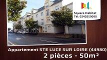 A louer - Appartement - STE LUCE SUR LOIRE (44980) - 2 pièces - 50m²