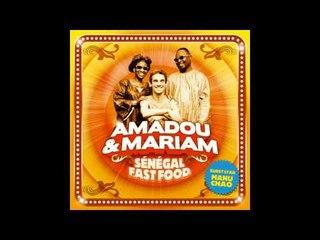 Amadou & Mariam feat. Manu Chao - Senegal Fast Food