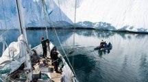 Xavier De Le Rue nous embarque en Antarctique