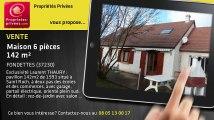 A vendre - maison - FONDETTES (37230) - 6 pièces - 142m²