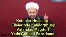 Cübbeli Ahmet'in Her Yerden Kaldırttığı Video - Cübbeli Ahmet mi Simsar Ahmet mi?