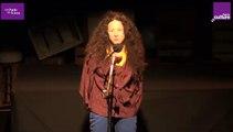 Les Pieds sur scène - Isabelle Lasserre, journaliste
