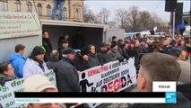 """Allemagne :  qui sont les manifestants du mouvement """"Pegida""""?"""