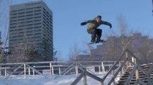 "Burton Presents [Snowboarding] : ""Street"""