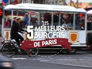 LES 5 MEILLEURS BURGERS DE PARIS !