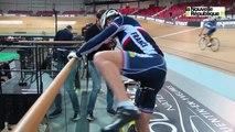 VIDEO. L'Issoldunois Kevin Sireau sélectionné pour les championnats du monde de cyclisme sur piste