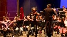 Nemanja Radulovic invité par l'Orchestre de Pau Pays de Béarn