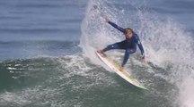 Réunion de famille sur les vagues avec le team Rip Curl