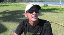 Christophe Lebiet, un pionnier du surf réunionnais installé à Kauaï