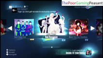 "Just Dance 2015 - ""Bad Romance"" Song Gameplay - 2,000 + Score"