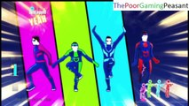 "Just Dance 2015 - ""Best Song Ever"" Song Gameplay - 2,000 + Score"