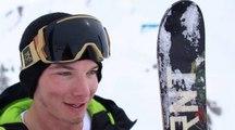 David Wise : interview avec le génie du ski freestyle