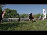 Adrénaline Shots : passage de l'obstacle de The Mud Day Pays d'Aix de 9h51 à 10h04