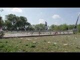 Adrénaline Shots : passage de l'obstacle de The Mud Day Pays d'Aix de 14h47 à 15h06